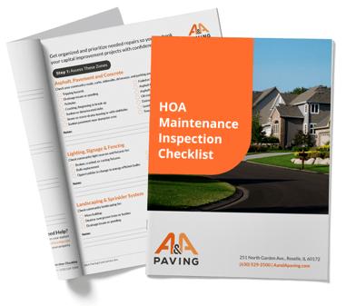 HOA Spring Checklist Preview